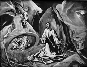 The Passion of Christ, El Greco