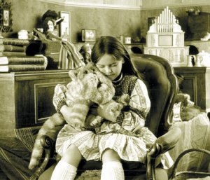 Bagpuss and Emily