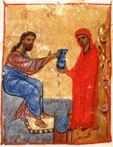 Jesus_and_the_Samaritan_woman_(Jruchi_Gospels_II_MSS,_Georgia,_12th_cent.)